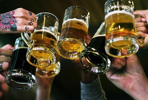 Livraison de bière artisanale