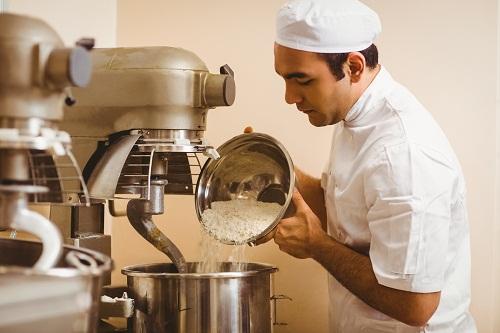 utiliser des batteurs mélangeurs de boulangerie